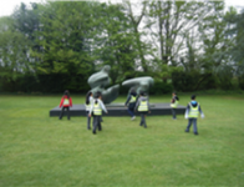 Year 4 visit – Henry Moore Exhibition