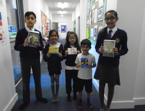 Harrow School Library Service Competition