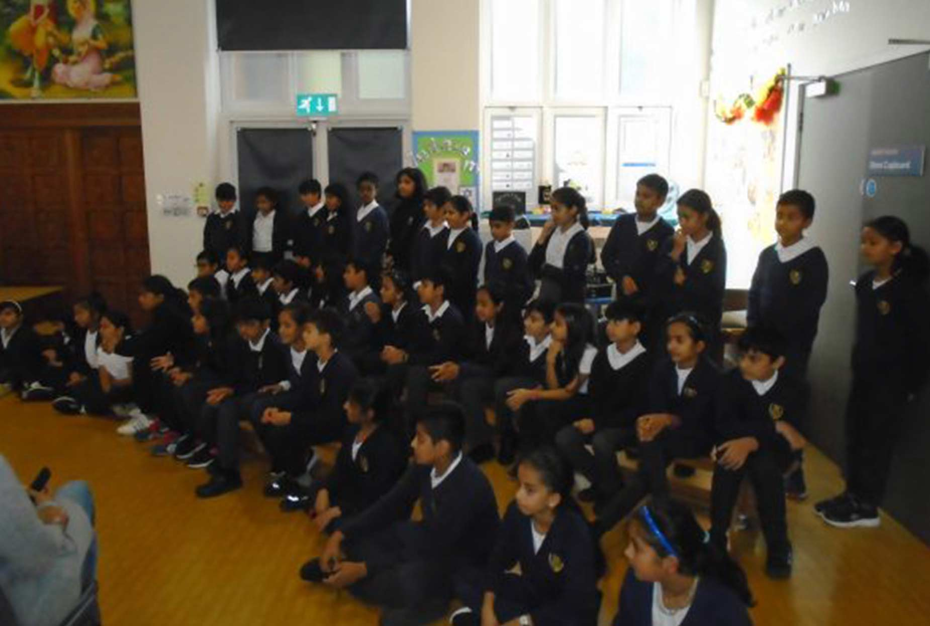 Yom Kippur 2nd October 2019 Year 5 Assembly