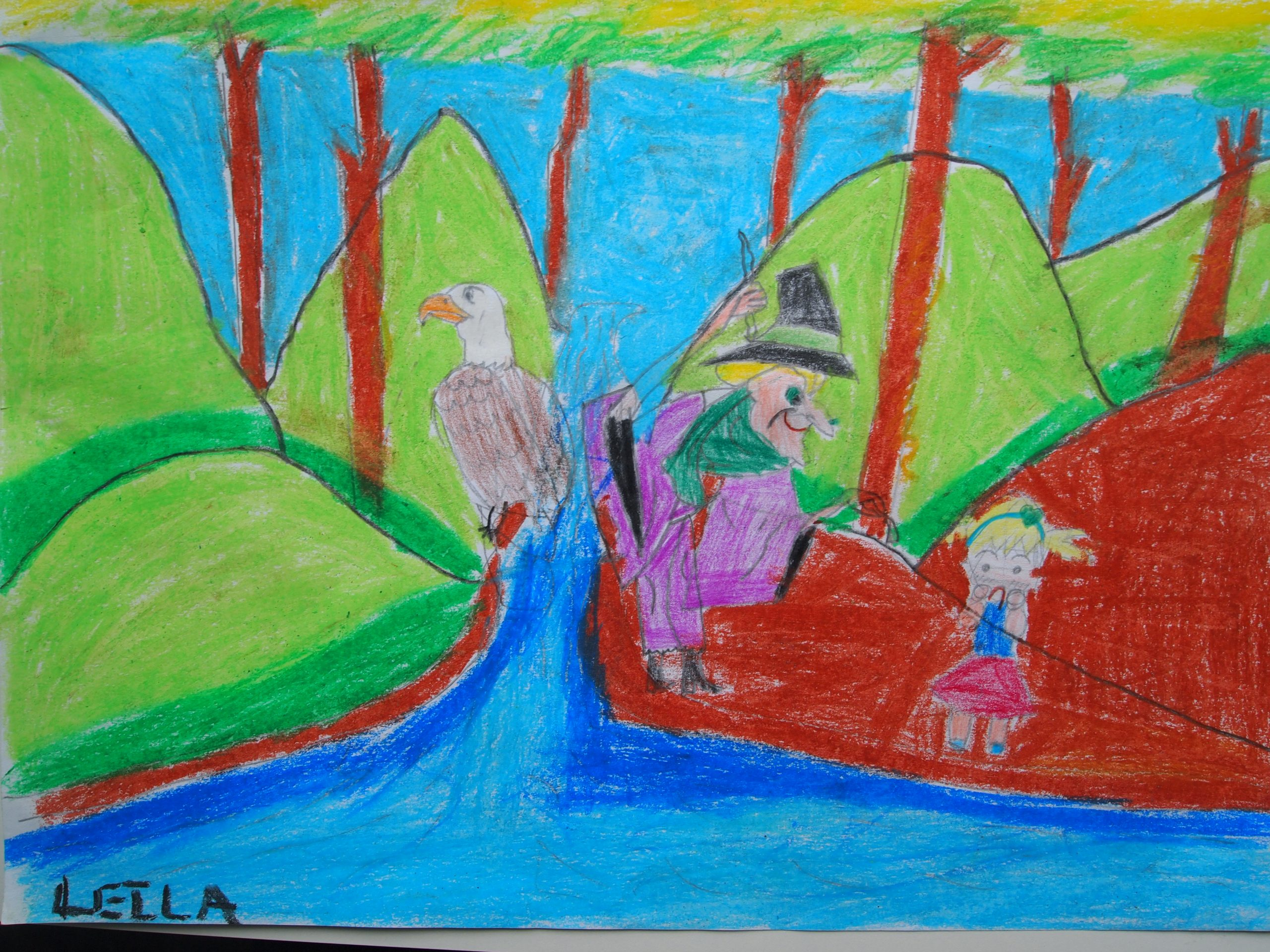 Avanti House Primary's Whole-School Story Book