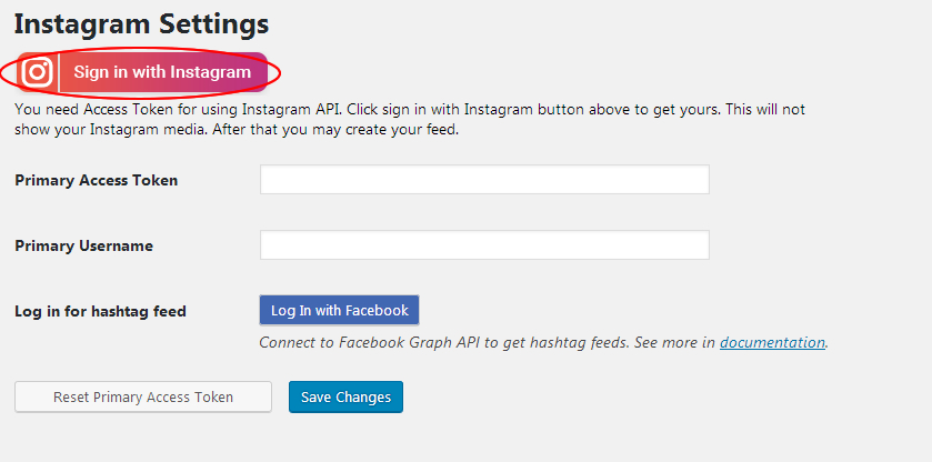 If Instagram stops displaying - Wordpress Tips