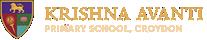 Krishna Avanti Primary School, Croydon Logo