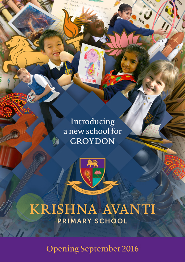 It's official – a new Avanti Primary for Croydon