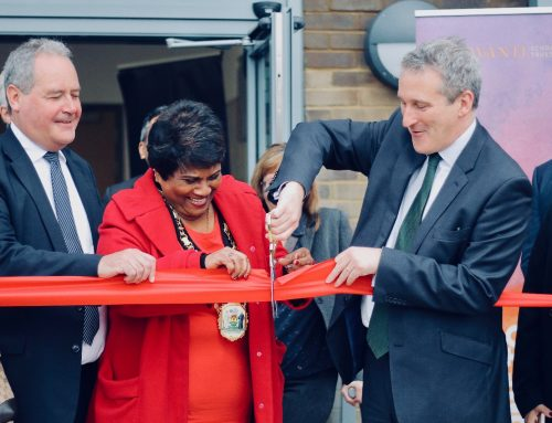 Secretary of State opens Avanti House Secondary School