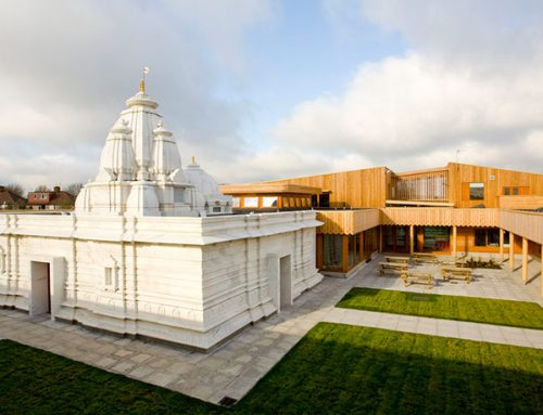 2010 – Britain's first state-funded Hindu School opens