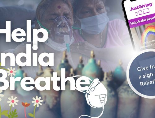 Help India Breathe – An Urgent Appeal