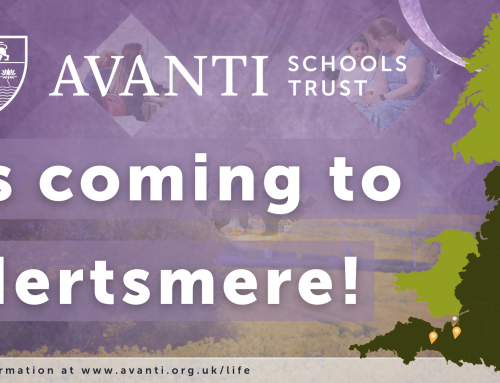 Avanti is coming to Hertsmere!
