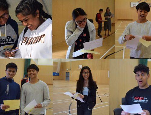 Avanti House School Students' A-Level Success